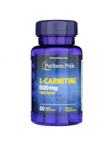 Puritan's Pride L-Karnityna 500 mg -...